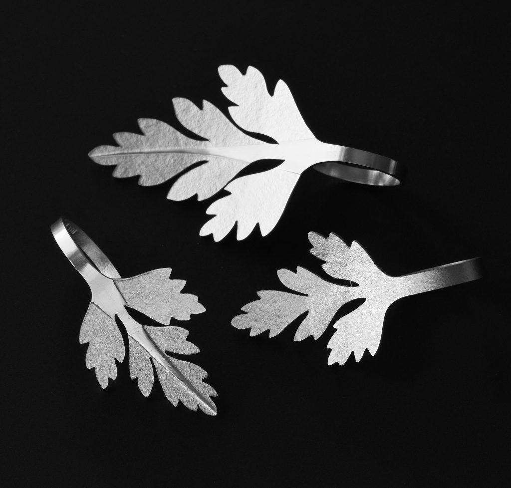 Rings silver 2017