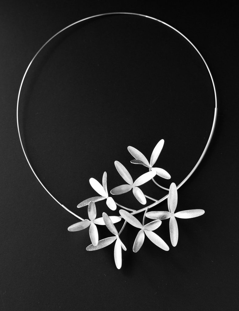 Necklace silver 2015